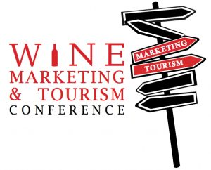 wine marketing logo